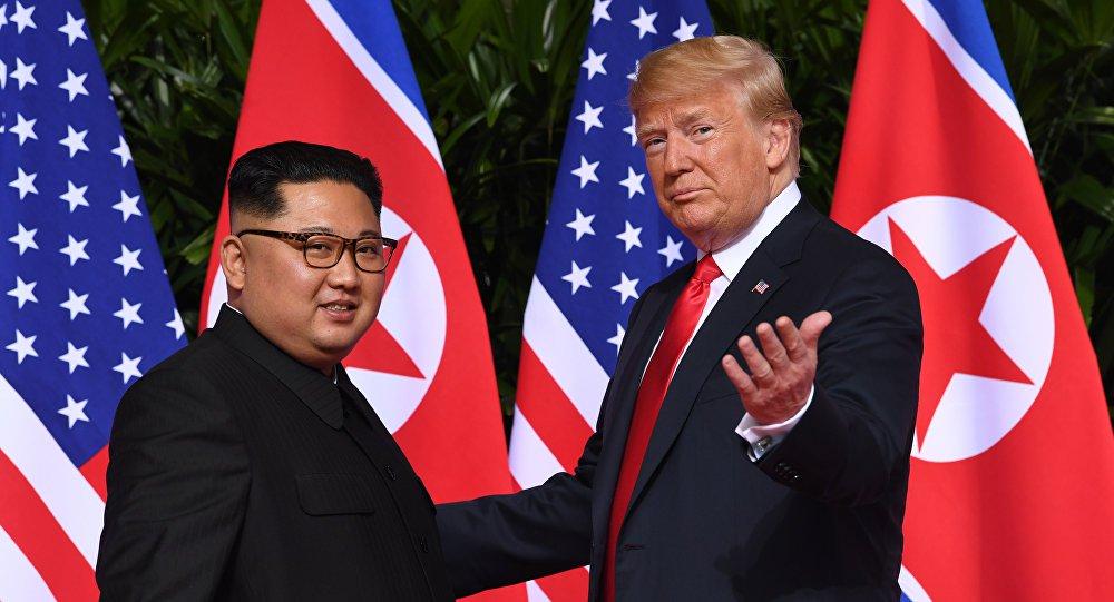 Trump leva fracassos na bagagem depois de encontro com líder norte-coreano