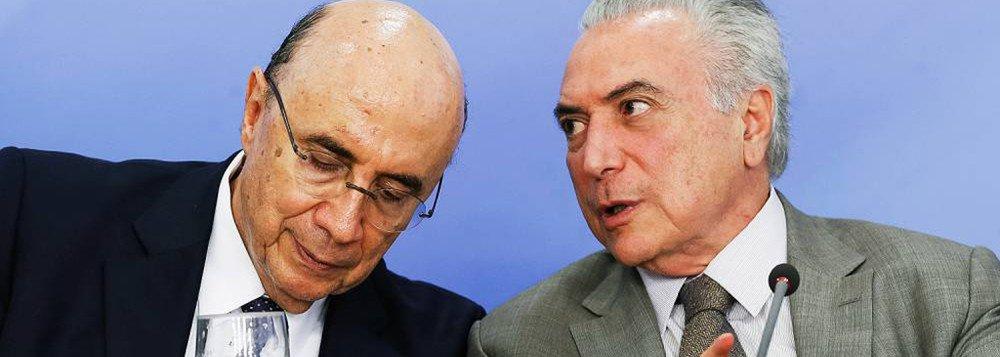 Golpe contra Dilma entrega pibinho de 1,1%