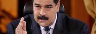 O Brasil reconhece Maduro como presidente