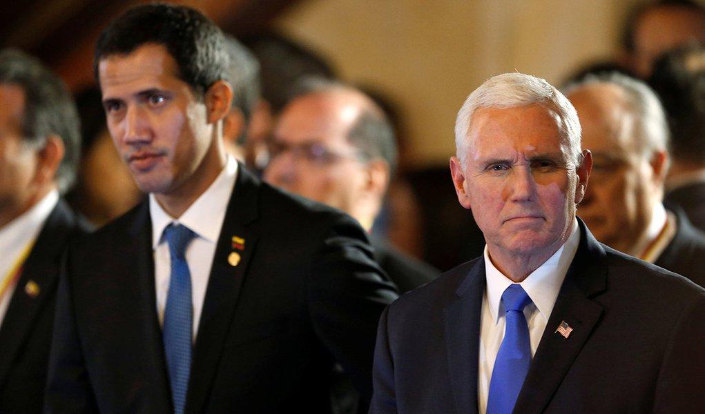 Ação irresponsável evidencia isolamento de Guaidó