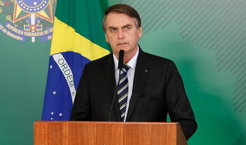Eis o governo Bolsonaro, à sua imagem e semelhança