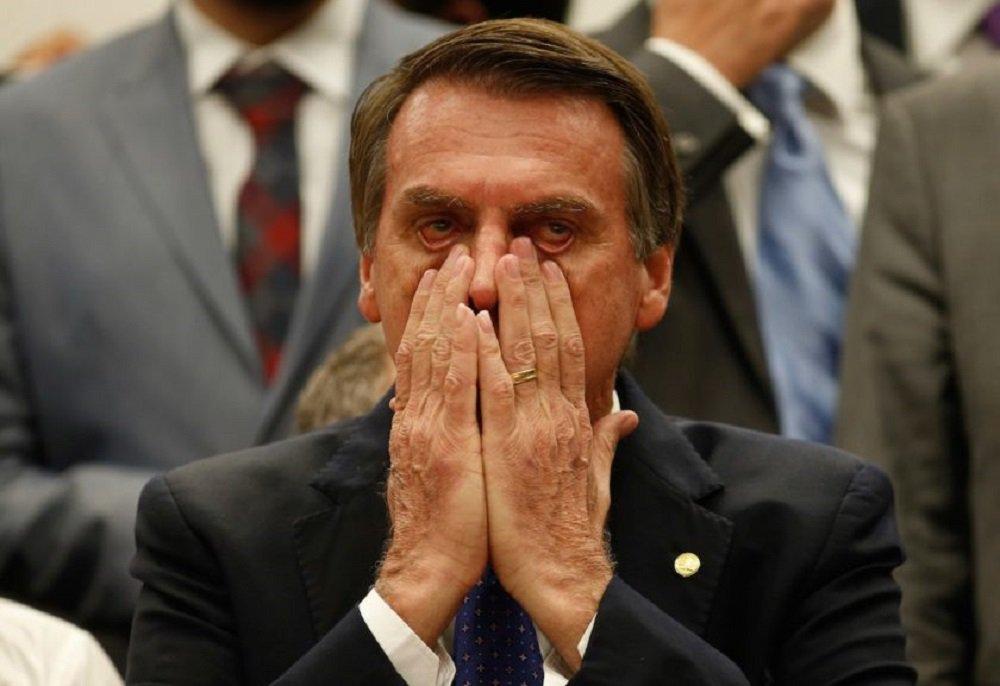 A vendetta obscena de Bolsonaro