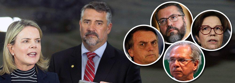 PT tenta salvar agronegócio do estrago causado por Bolsonaro