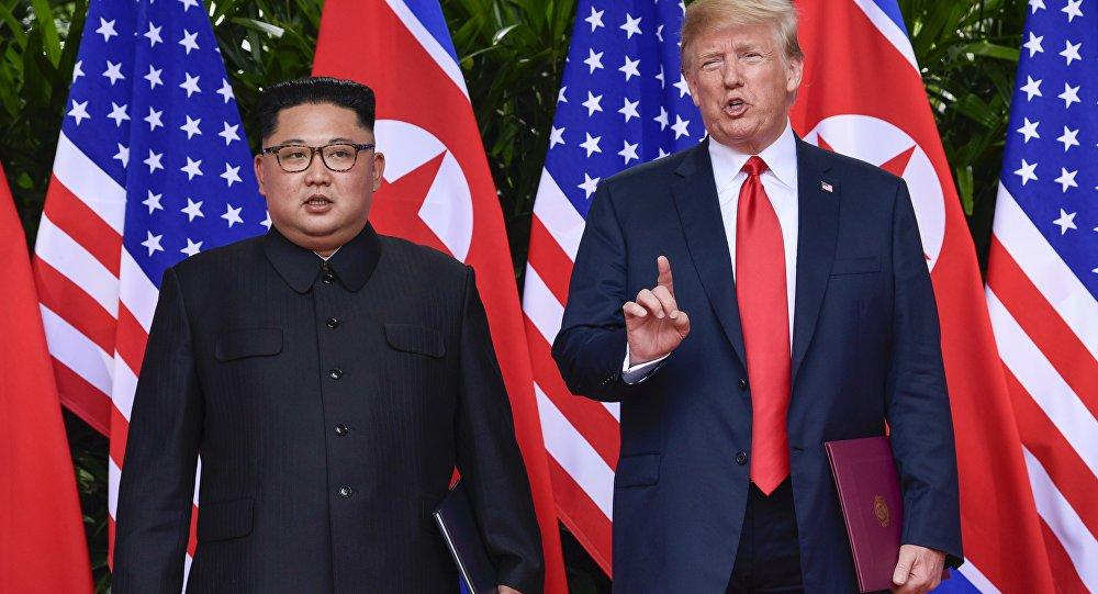 Trump e Kim encerram cúpula amistosa, mas sem acordo