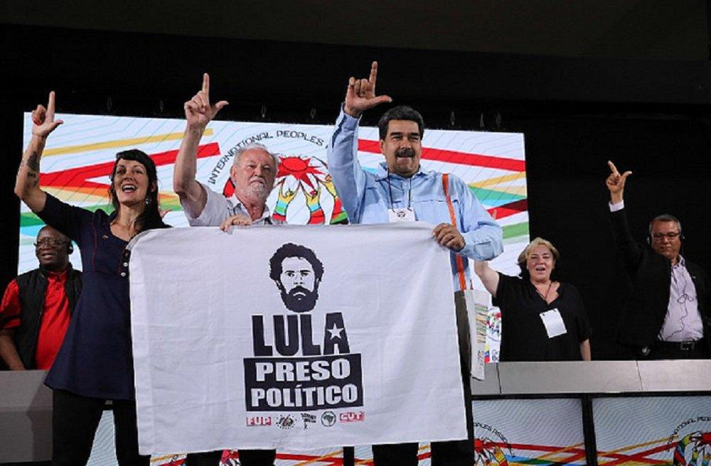 Maduro: 'EUA têm mais de 5 mil crianças imigrantes presas, quem as defende?'