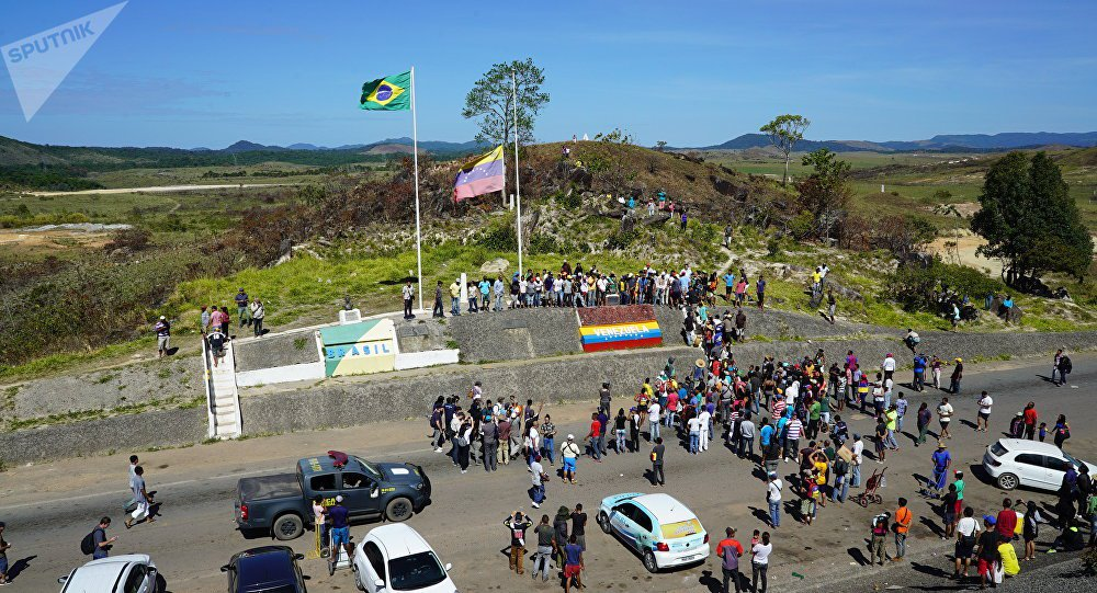 Exército venezuelano vai reabrir a fronteira para retorno de brasileiros