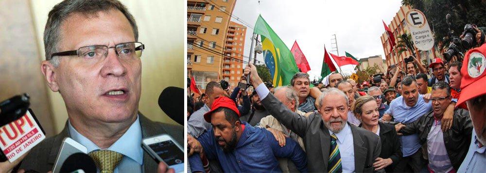 Por chantagem no STF, defesa de Lula quer recorrer à ONU
