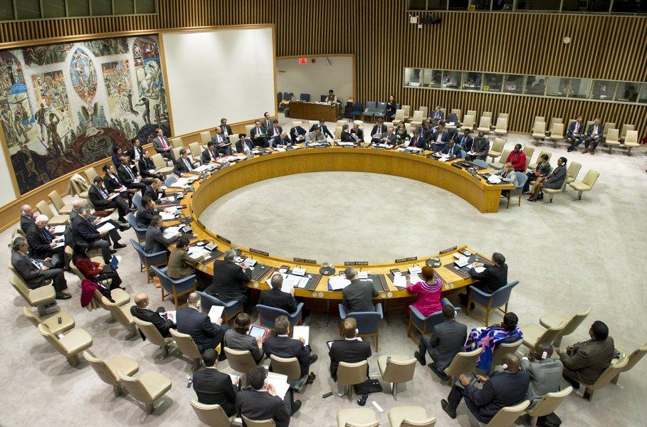 EUA impõem discussão sobre Venezuela no Conselho de Segurança da ONU