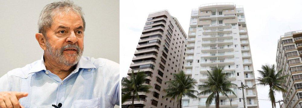 Em depoimento à PF, Lula nega ter incentivado ocupação de triplex