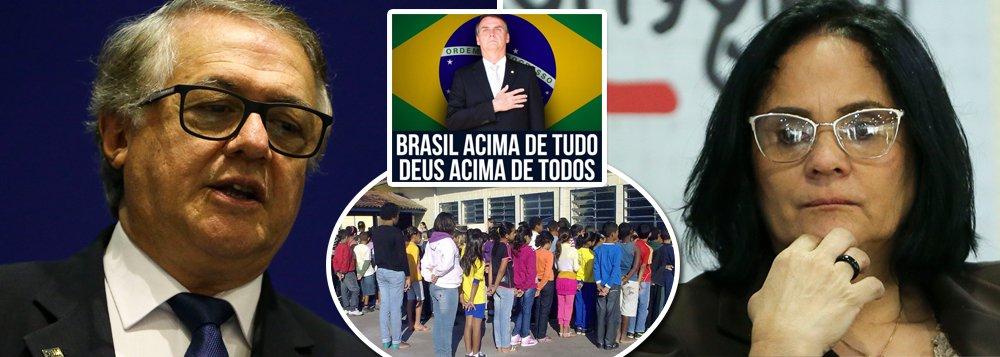 Secretários de Educação repudiam estupidez de Vélez e Damares