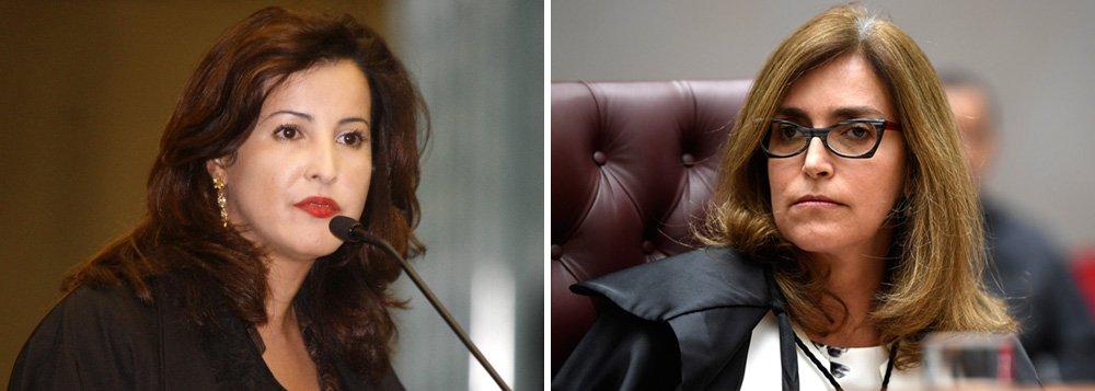 Além de Gilmar, mulher de Tofolli e ministra do STJ estão na mira da Receita