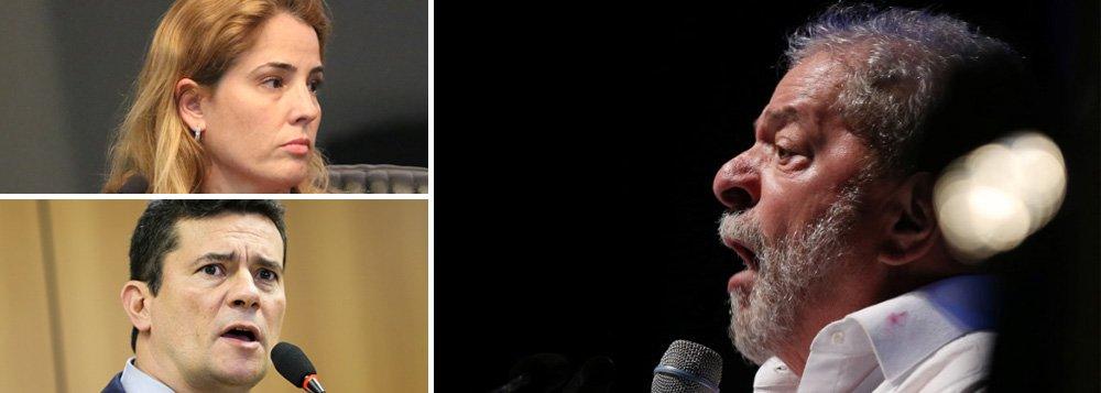 Perícia atesta: juíza usou arquivo de texto de Moro em sentença contra Lula
