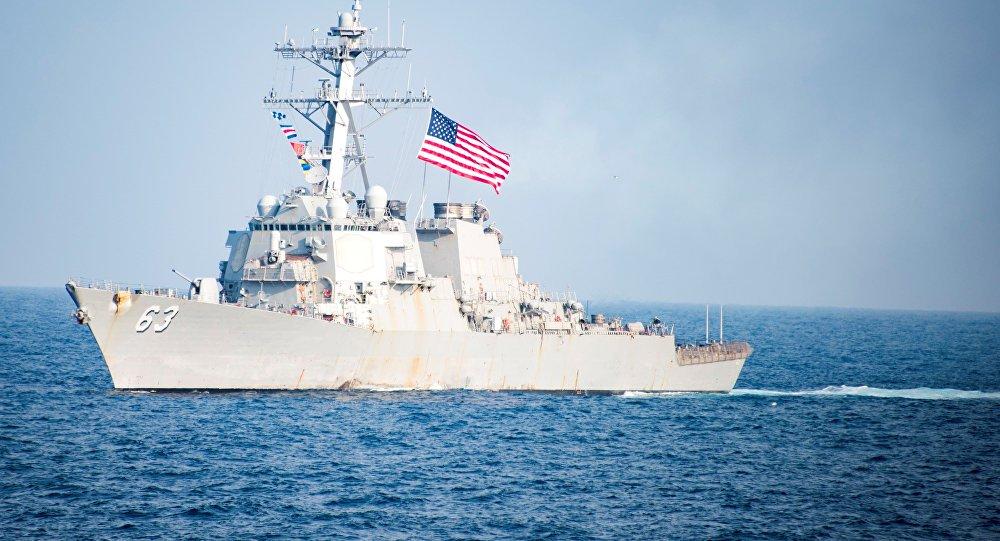EUA voltam a enviar navios ao estreito de Taiwan e contrariam a China