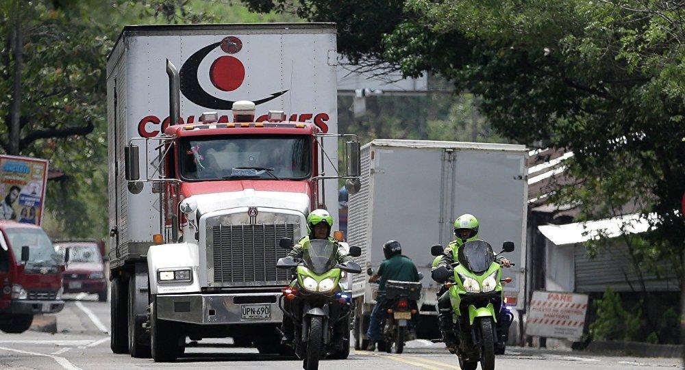 EUA enviaram mercadorias vencidas nas cargas de 'ajuda humanitária'