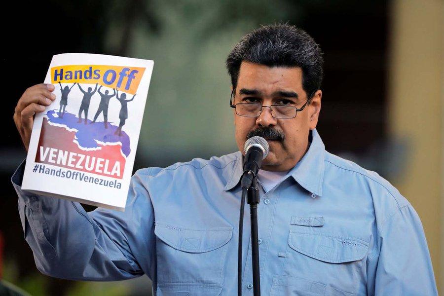 Venezuela afirma que Bolsonaro age de forma criminosa