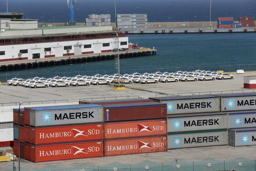 Início de um bloqueio naval? EUA aplicam sanções a governadores de estados estratégicos