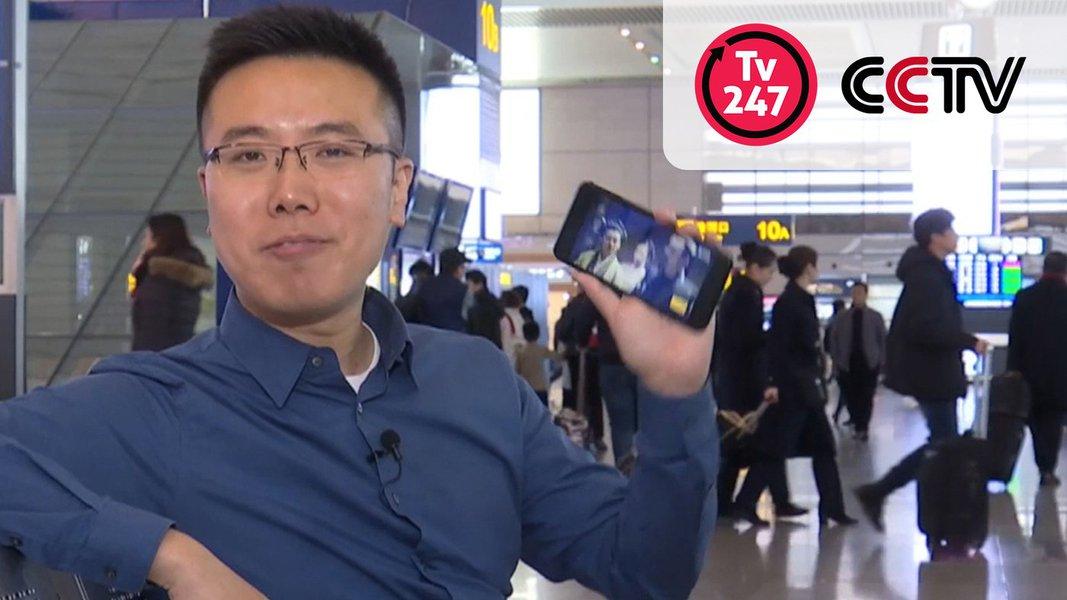 TV 247 fecha parceria com a CCTV, maior emissora de televisão da China