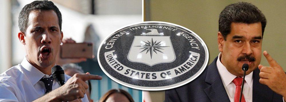 Operação Guaidó tem as digitais da CIA