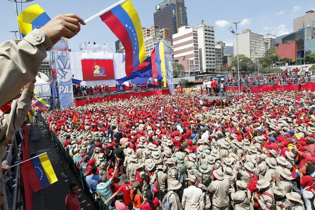 Impedir a guerra, defendendo a paz e a solidariedade com o povo venezuelano