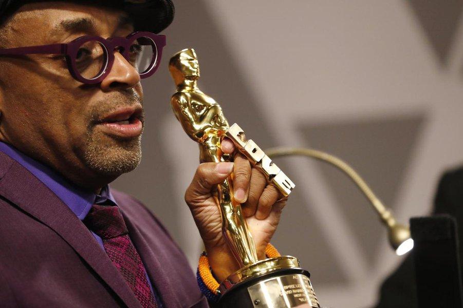 Spike Lee diz que 'árbitro tomou decisão errada' após consagração de Green Book no Oscar