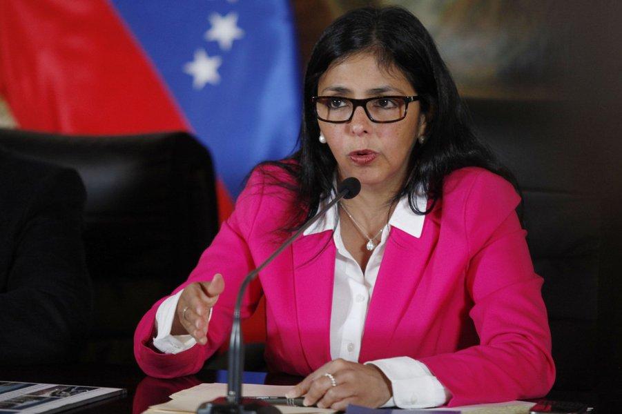 Tentativa dos EUA de atacar Venezuela vem de longa data, diz vice-presidenta