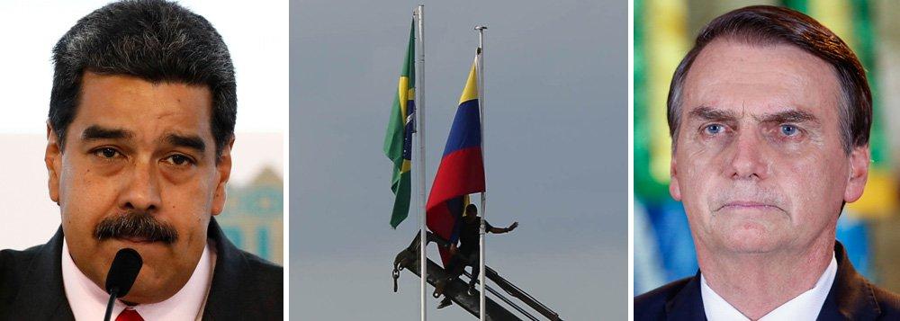 Venezuela, o novo vexame do governo Bolsonaro