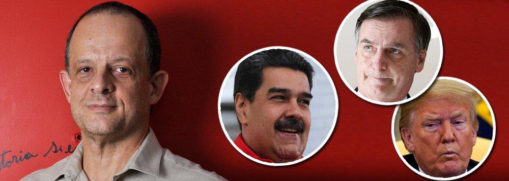 Altman: Maduro desmoralizou Bolsonaro e Trump