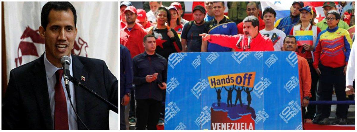 A vitória de Maduro foi espetacular