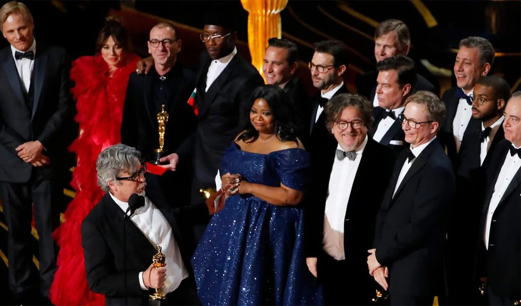 'Green Book' ganha Oscar de melhor filme 2019; veja a lista de premiados