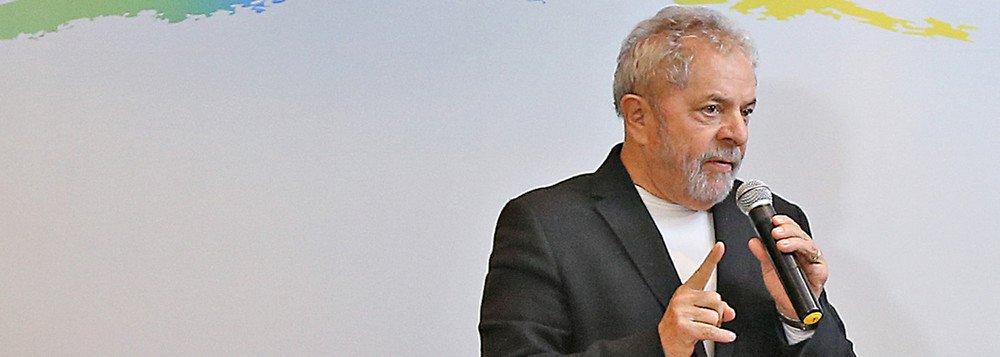 """Lula: """"Maduro é problema dos venezuelanos, não dos norte-americanos"""""""