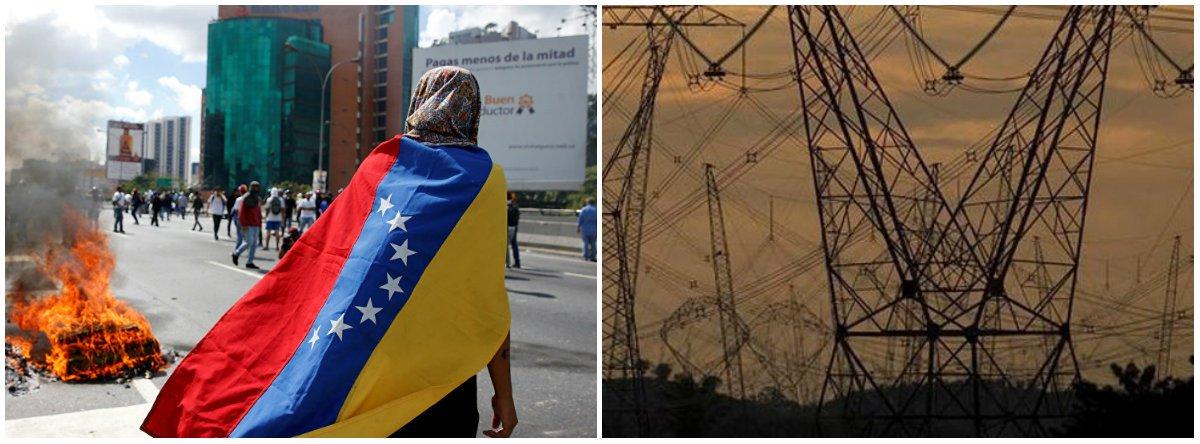 Crise venezuelana gera problemas ao Brasil: Roraima pode ficar sem luz