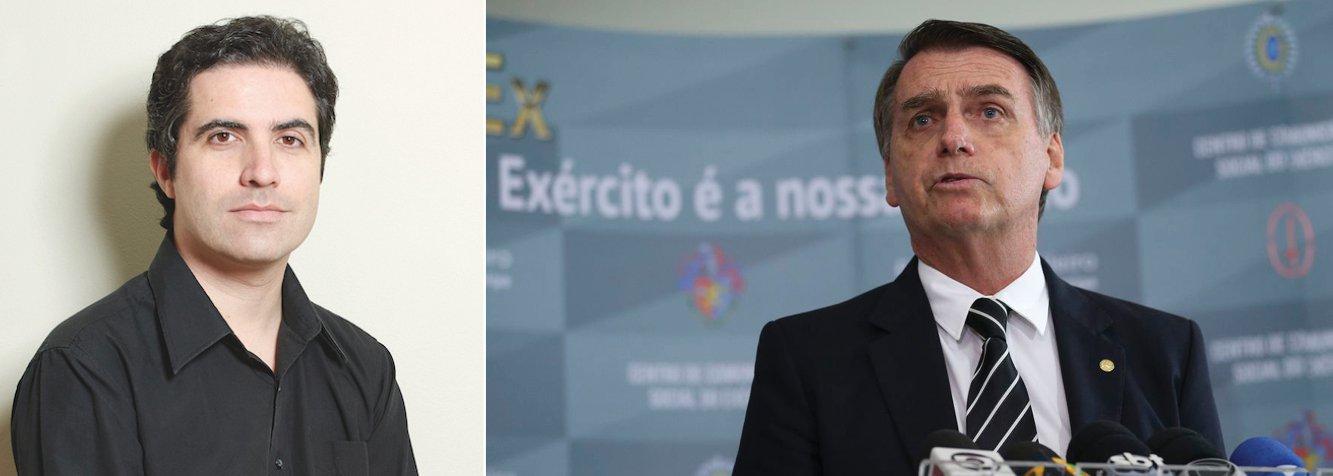 Mello Franco: o governo Bolsonaro não precisa de oposição