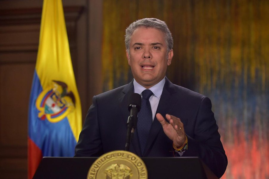 Colômbia não reconhece rompimento de relações de Maduro