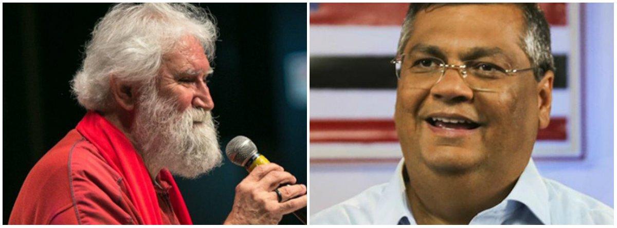 Boff declara apoio a Flávio Dino para a eleição presidencial de 2022