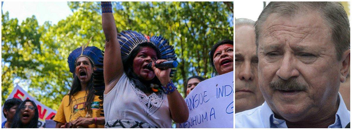 Guajajara: secretário de Assuntos Fundiários não sabe fazer conta?