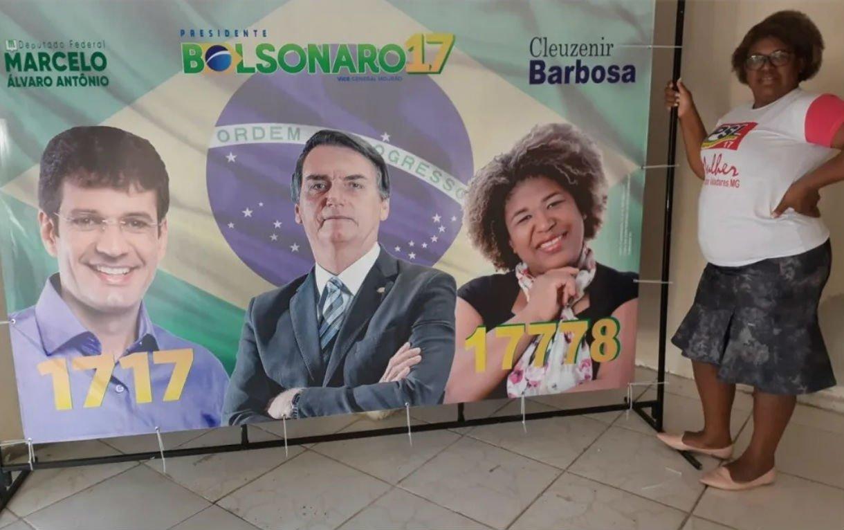 Gravações de candidata que recusou ser laranja do PSL desmentem ministro