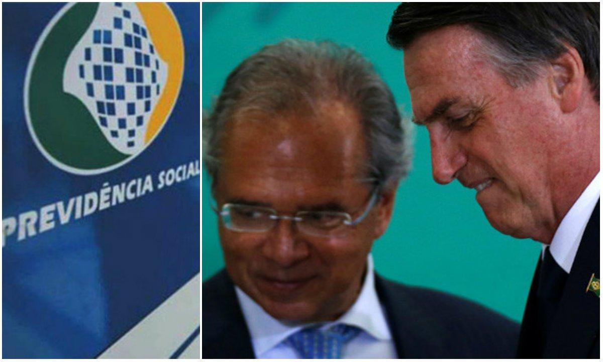 Bolsonaro travará a batalha da Reforma da Previdência na sociedade