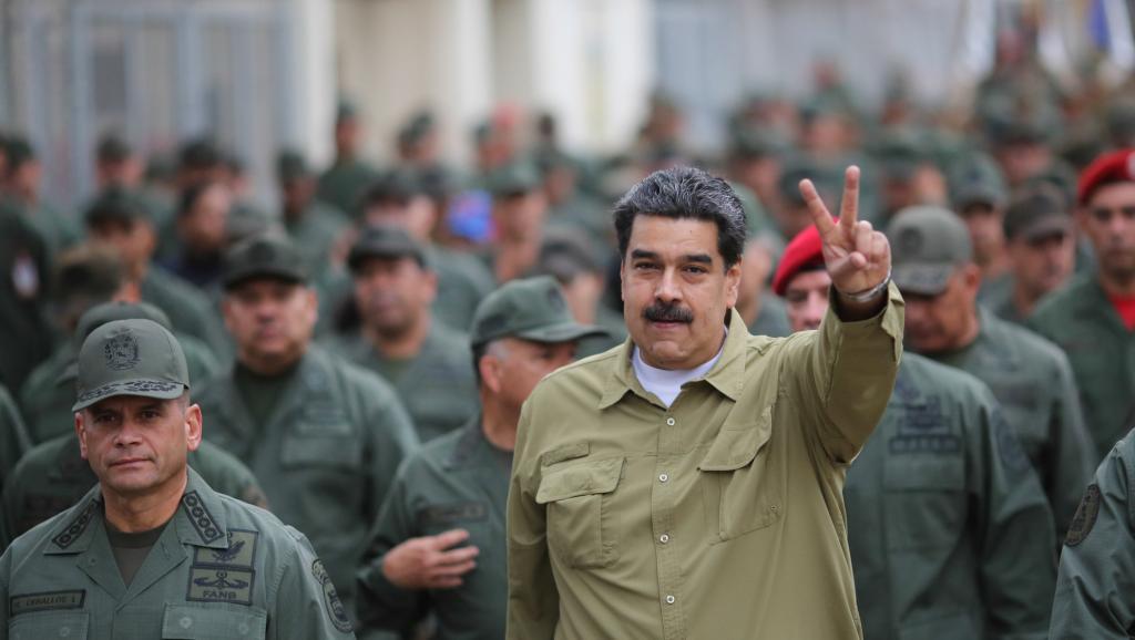 'Ajuda à Venezuela somente deve ser autorizada por Maduro', diz África do Sul