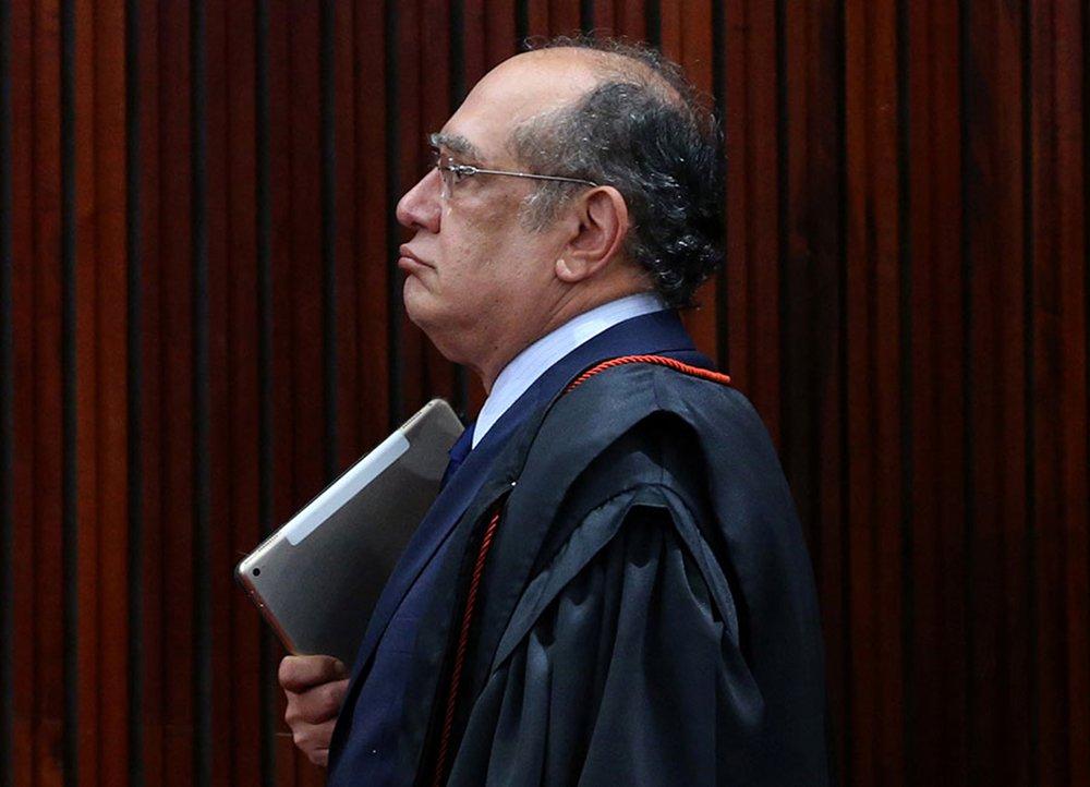 """""""Não se tornem policiais de segunda classe"""", diz Gilmar a auditores"""