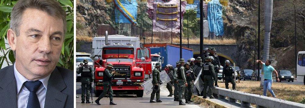 Governador de Roraima: entrega de ajuda do Brasil à Venezuela está suspensa