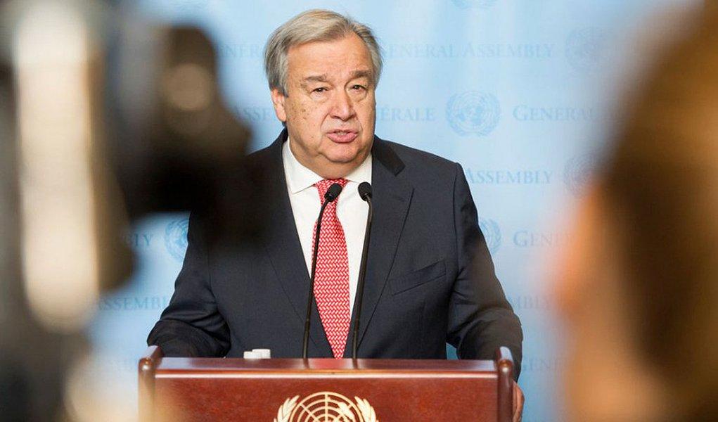 Secretário-geral da ONU faz apelo contra violência na Venezuela