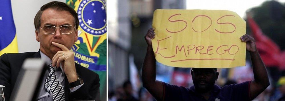 Tragédia brasileira: 12,7 milhões de desempregados. Quem se importa com eles?
