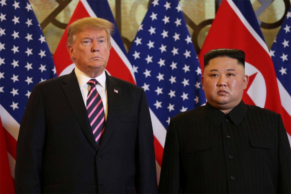 Trump e Kim iniciam cúpula; há expectativa sobre desnuclearização