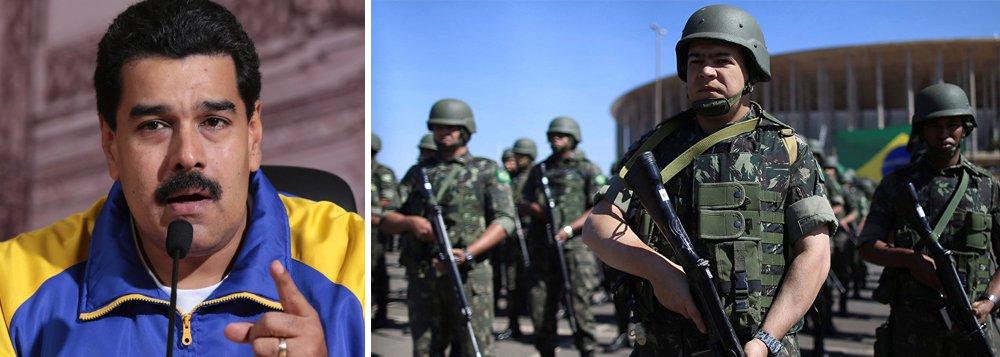 O que fazer se as forças armadas brasileiras se envolverem na aventura venezuelana?
