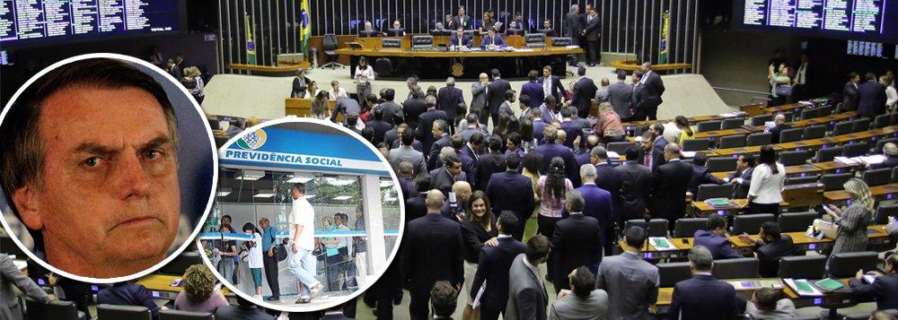 Governo compra mídia e deputados para vender reforma