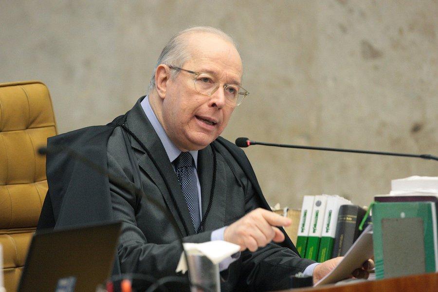 'Censura, além de intolerável, constitui perversão da ética do Direito', diz Celso de Mello