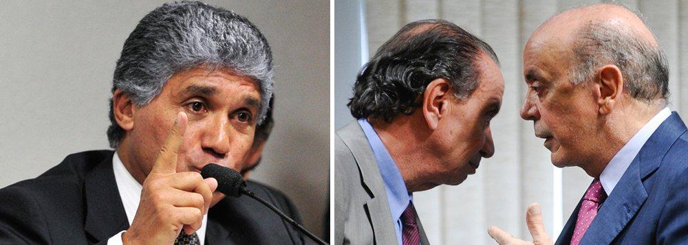 Preso, Paulo Preto ameaça delatar sócios tucanos em suas contas na Suíça