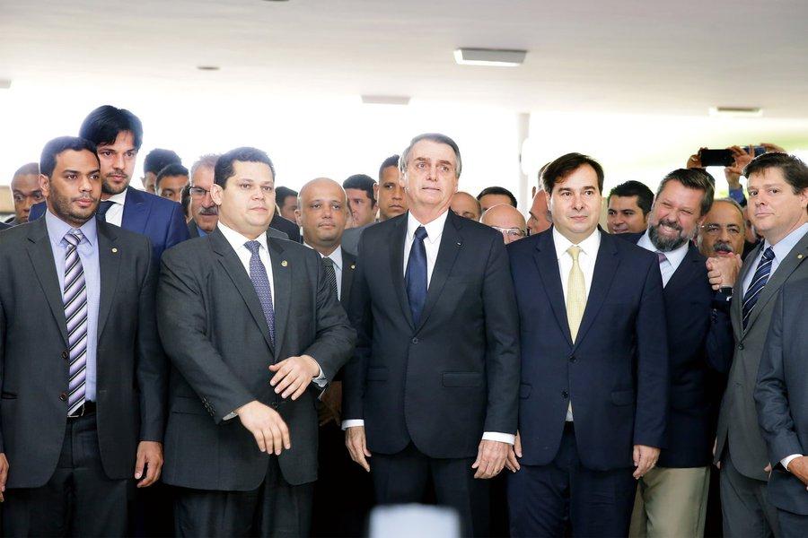Centrão critica ausência de militares no projeto de reforma da Previdência
