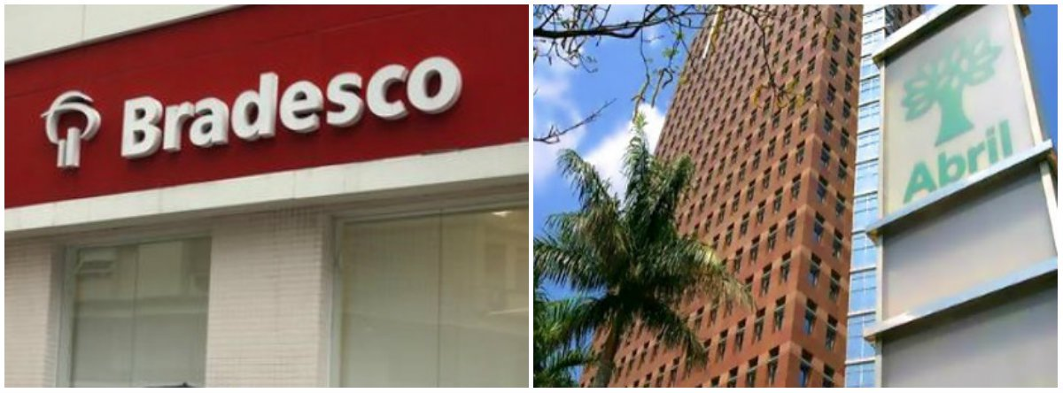 Bradesco aprova venda da Abril