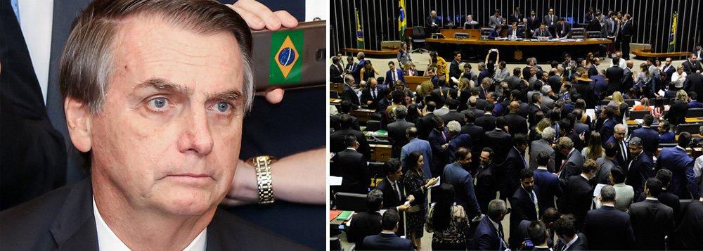 Ou Bolsonaro se entende com os deputados ou fecha o Congresso